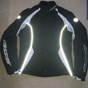 Motorcycle Jacket! Women, size L